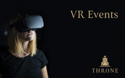 Virtual reality events as a new way to educate your employees and engage your clients